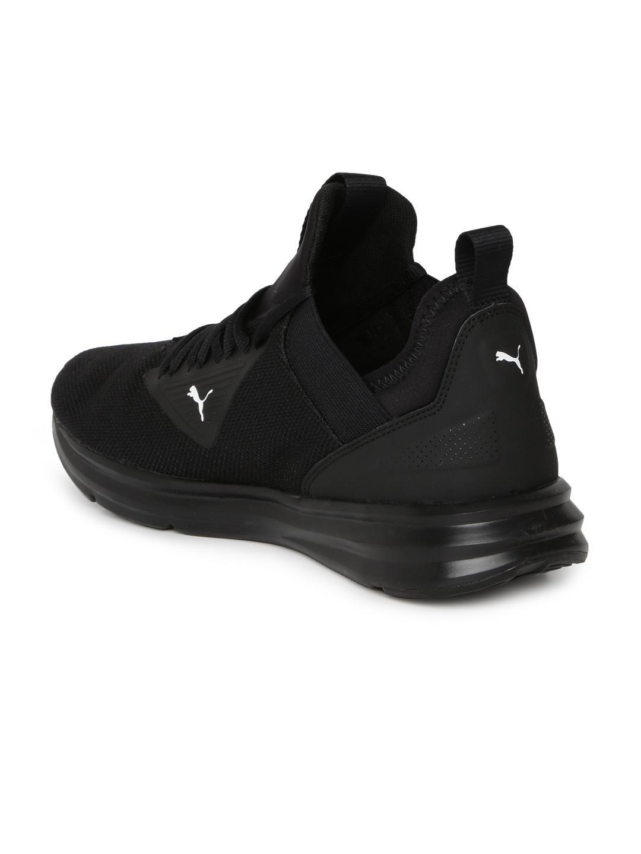Buy Puma Men Black Enzo Beta Training Shoes - Sports Shoes for Men ... f64866112