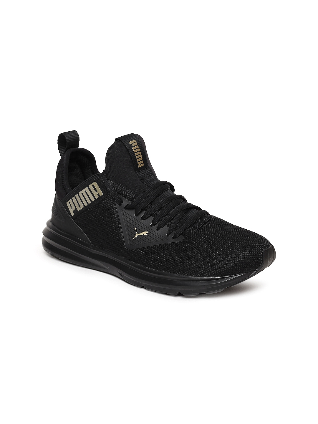 9388e5f3502d Buy Puma Women Black Enzo Beta Wn s Running Shoes - Sports Shoes for ...