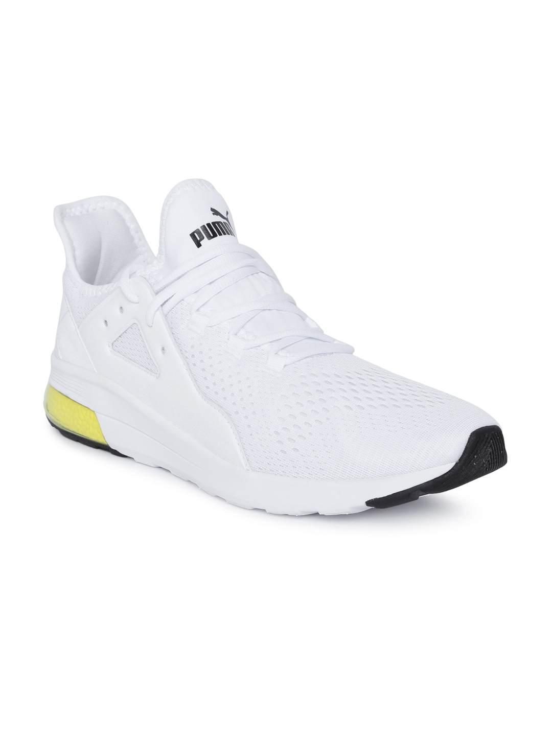 84d078caadedbd Buy Puma Men White Electron Street Eng Training Shoes - Sports Shoes ...