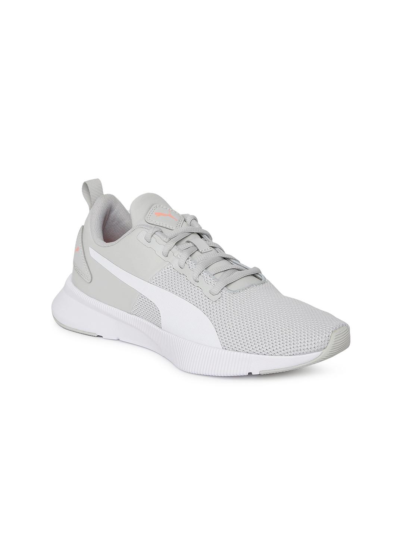 size 40 78317 84f06 Puma Women Grey FLYER RUNNER Running Shoes