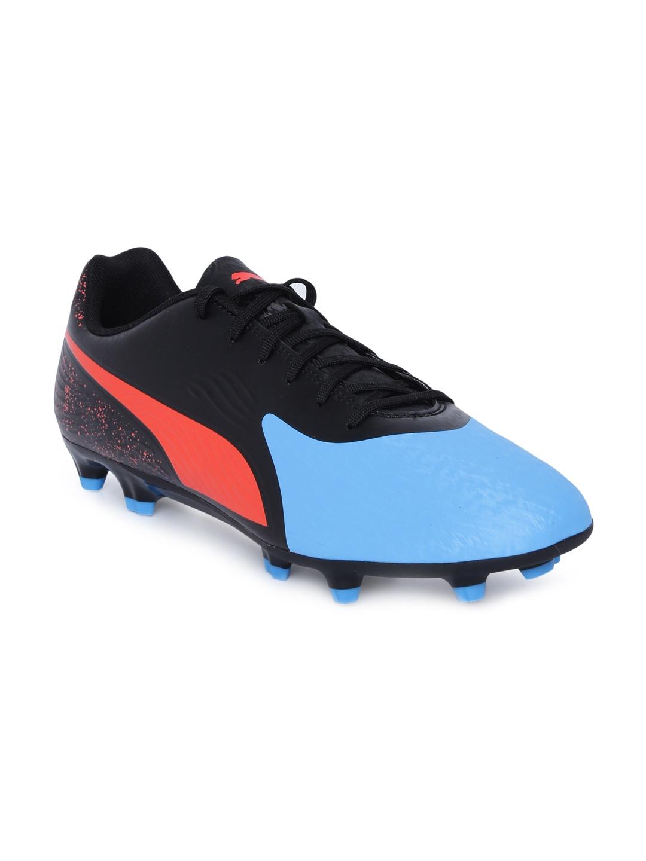 Black ONE 19.4 FG/AG Football Shoes