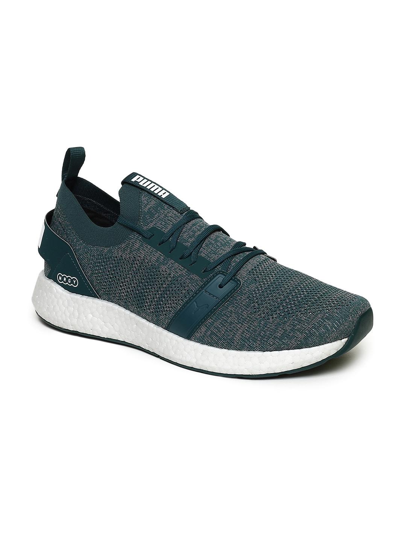 ea88f24a5967 Buy Puma Men Green NRGY Neko Engineer Knit Running Shoes - Sports ...