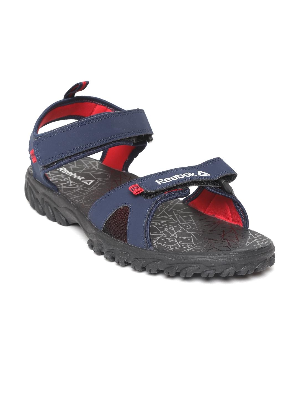 Reebok Men Navy Aztrix Sports Sandals