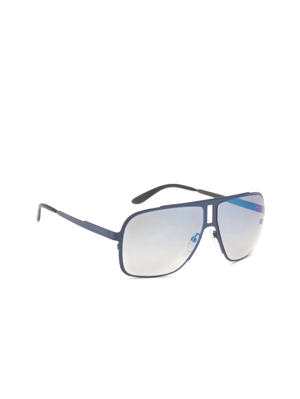 b22c5f86e4 Buy Carrera Unisex Mirrored Rectangle Sunglasses CARRERA 121/S PRA ...