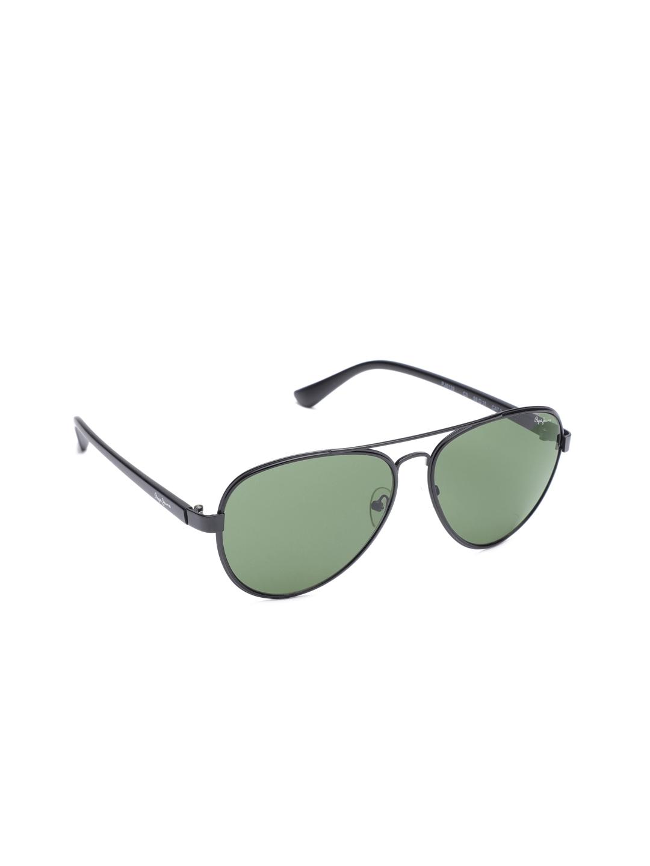 c325569052c Buy Pepe Jeans Unisex Aviator Sunglasses PJ5139C3 - Sunglasses for ...