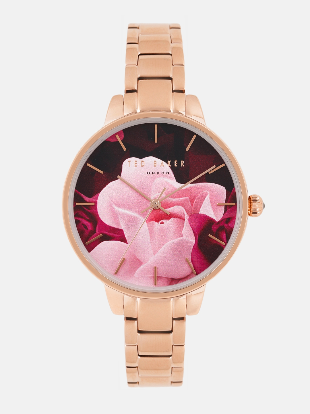 52a73fb14 Buy Ted Baker Women Pink Analogue Watch TE50005001 - Watches for ...