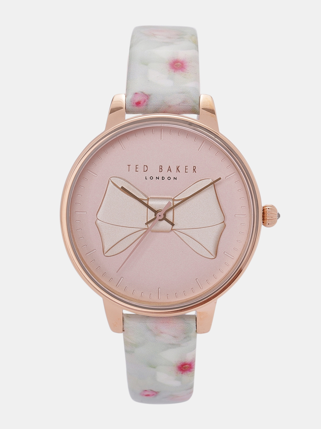 ff059f5d9 Buy Ted Baker Women Pink   Beige Analogue Watch TE50533001 OR ...