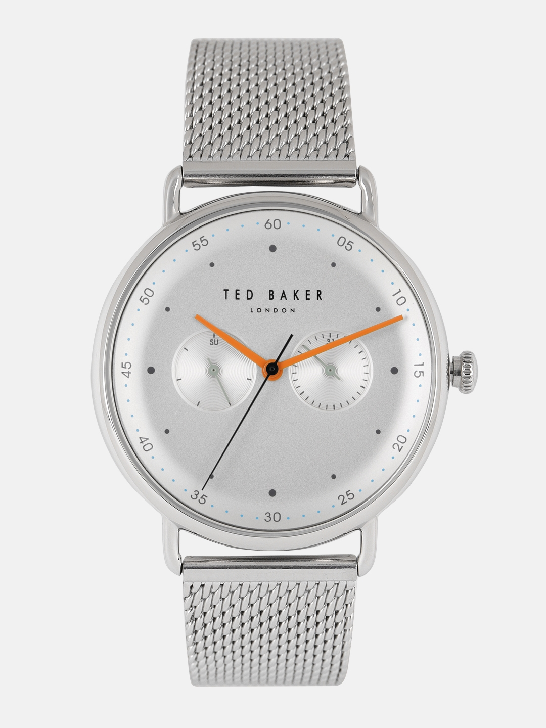 271e358b2 Buy Ted Baker Men White Analogue Watch TE50520007 - Watches for Men ...