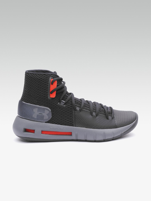 UA HOVR Havoc Mid Top Basketball Shoes