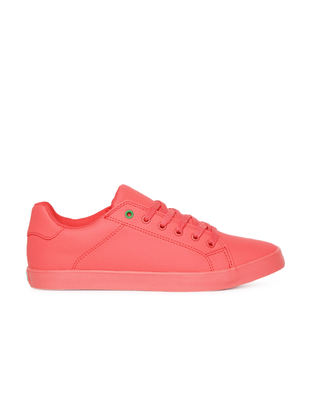 Red Sneakers - Casual Shoes for Men