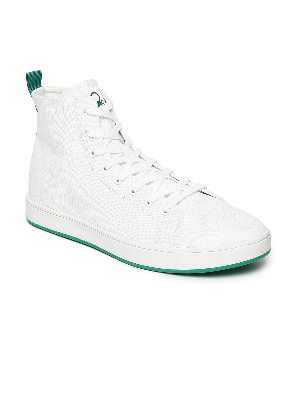 Buy United Colors Of Benetton Men White