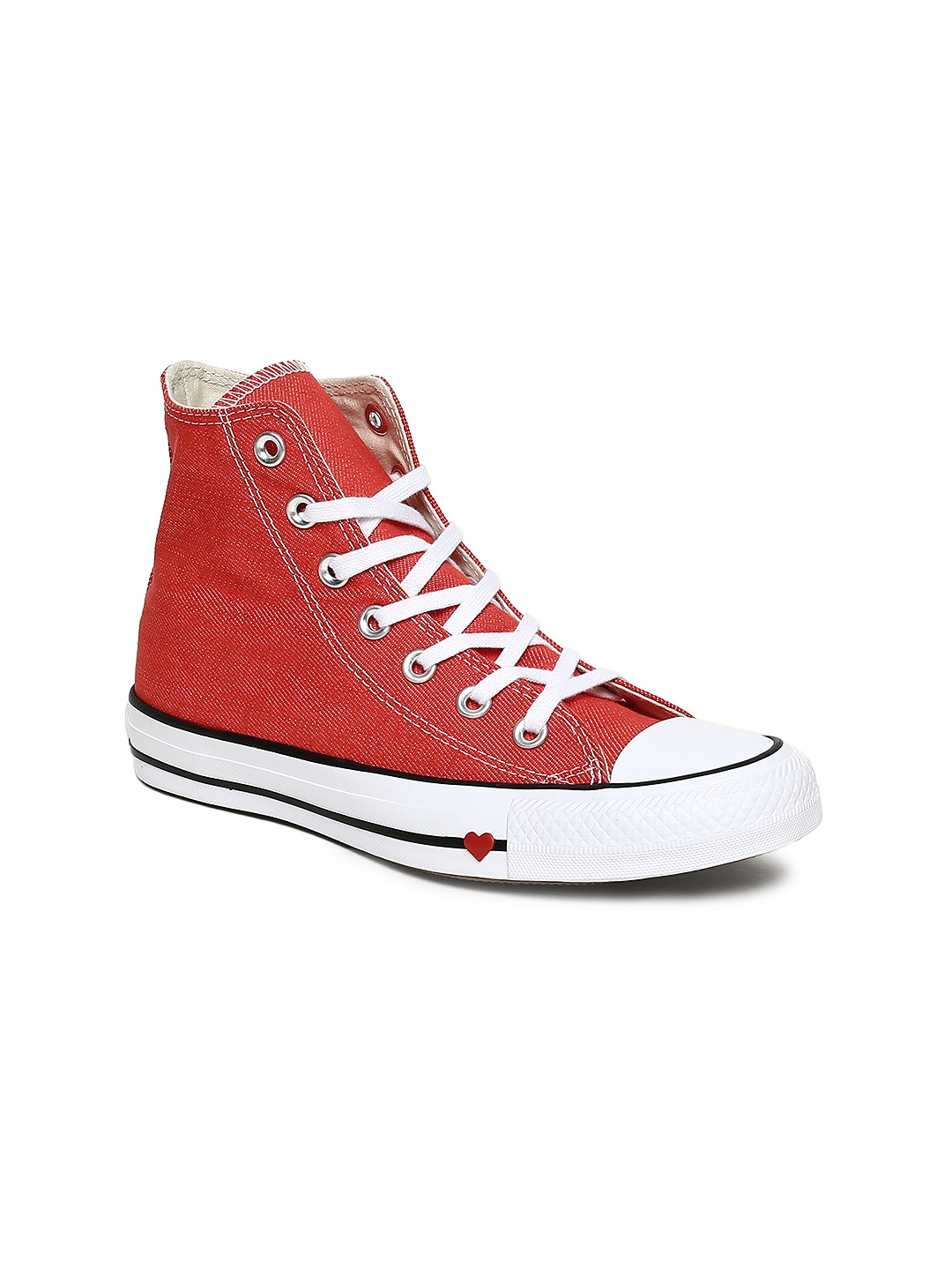 Buy Converse Women Red Chuck Taylor All