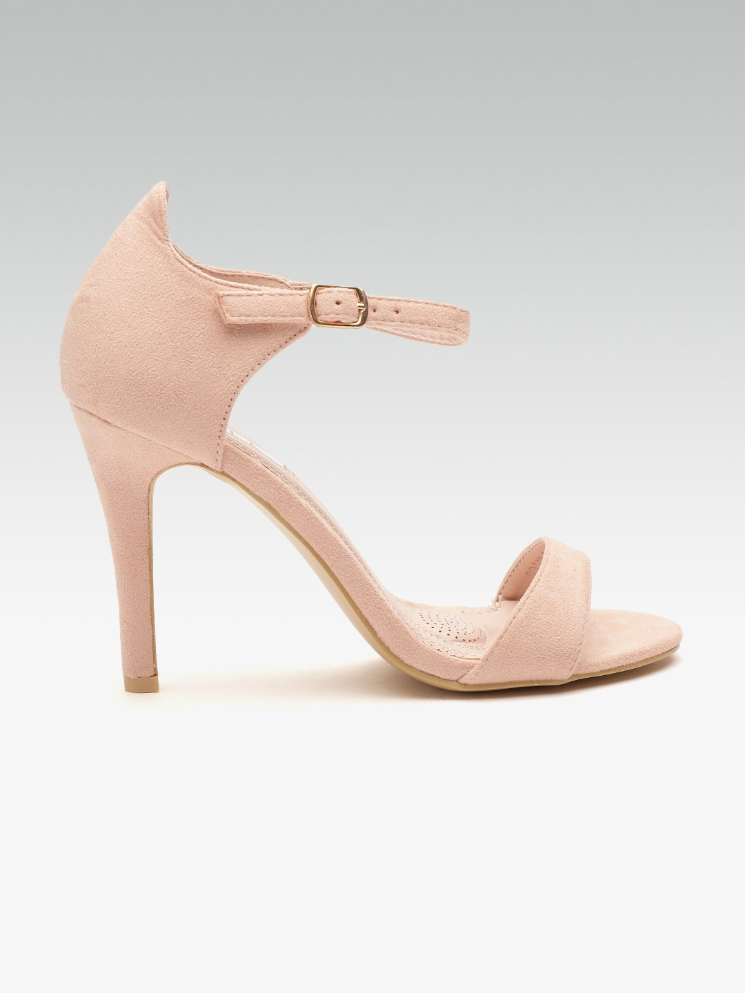 0eace8da2ff Buy Elle Women Pink Solid Stilettos - Heels for Women 8585109 | Myntra