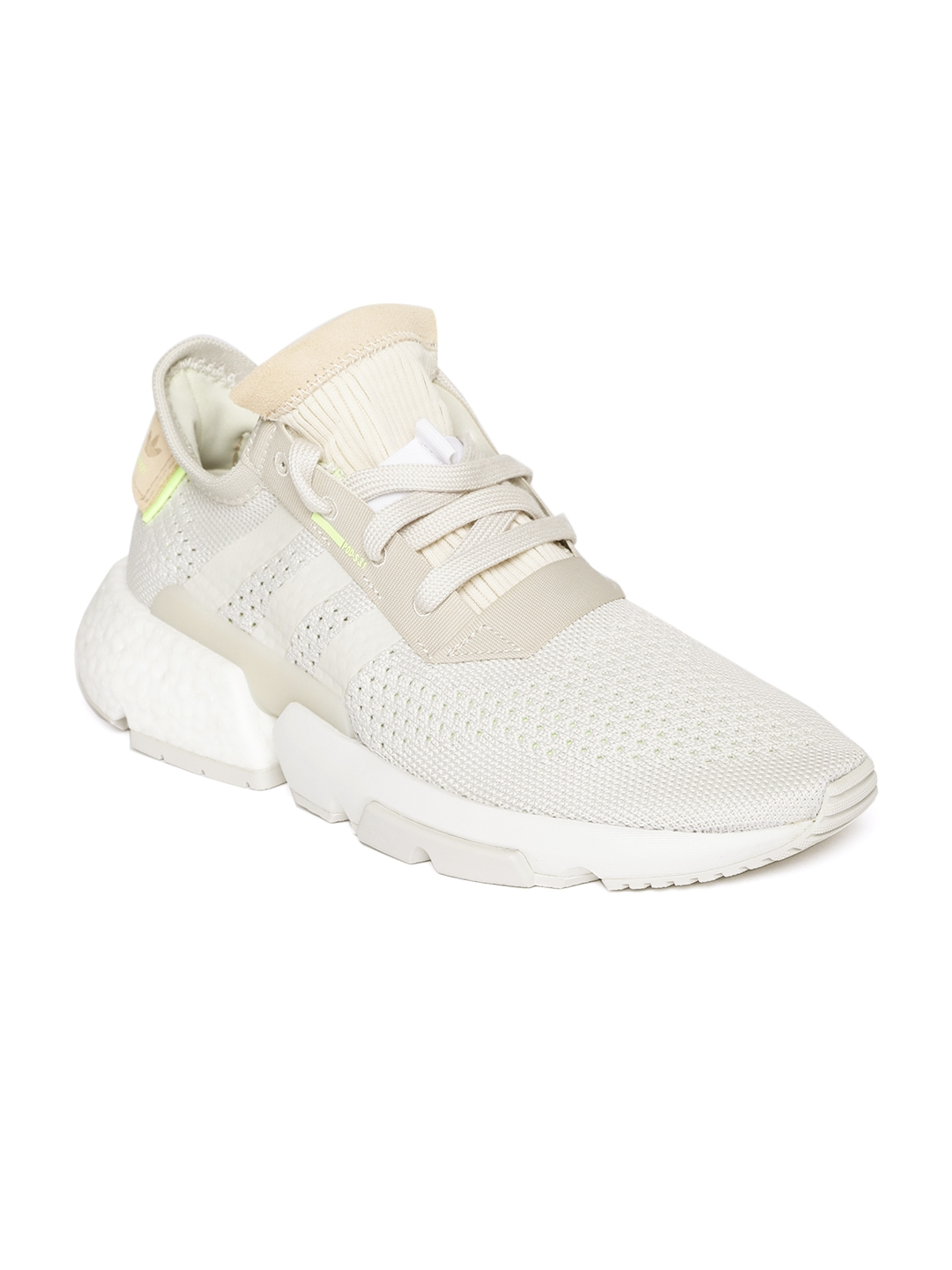 78c5aab7b Buy ADIDAS Originals Women Off White Pod S3.1 Sneakers - Casual ...