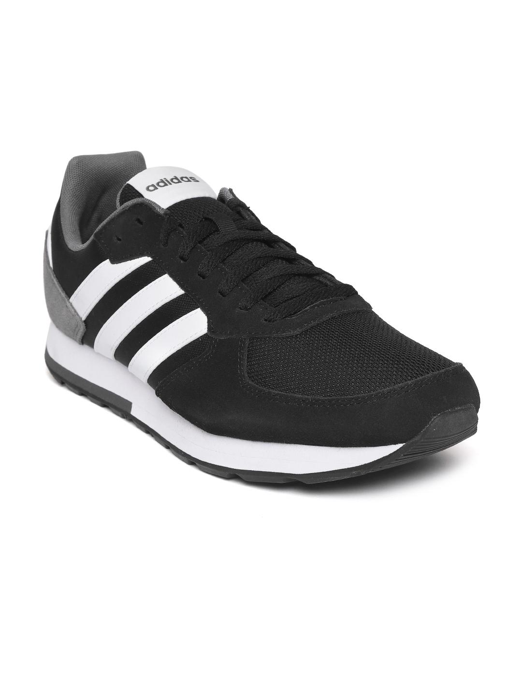 Buy ADIDAS Men Black 8K Running Shoes