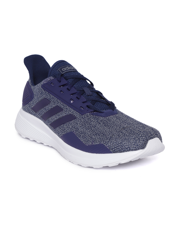 ADIDAS Men Navy Duramo 9 Running Shoes