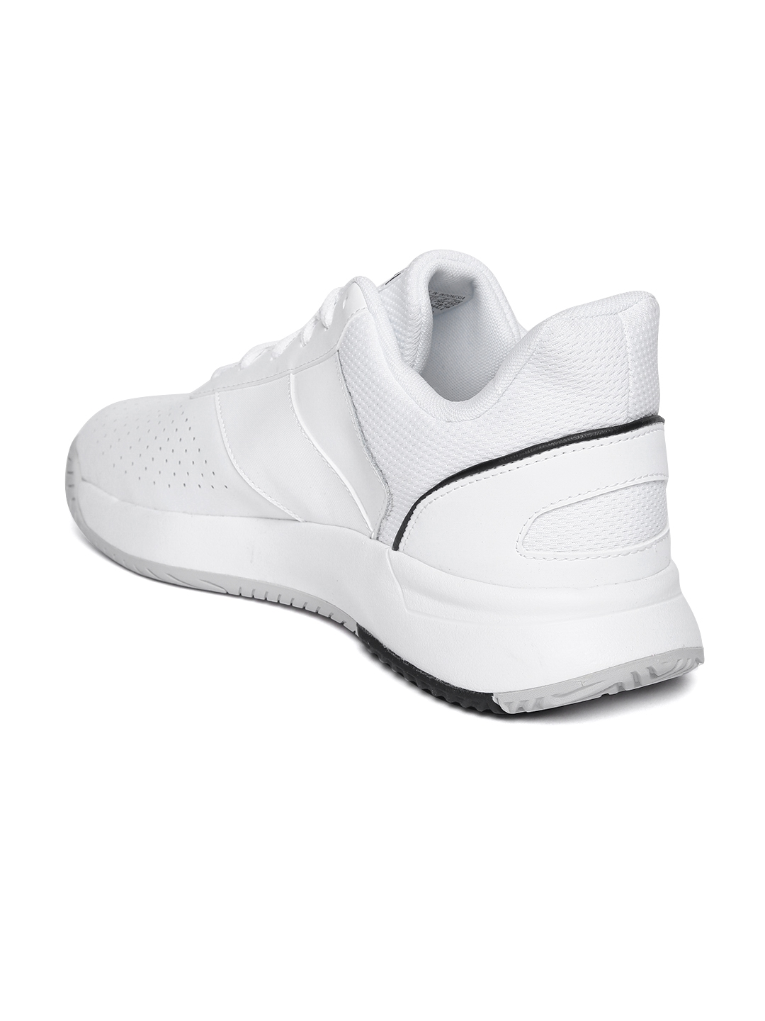 483c2819b Buy ADIDAS Men White COURTSMASH Tennis Leather Shoes - Sports Shoes ...