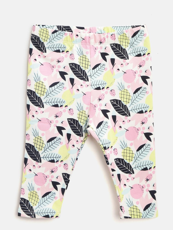 GAP Girl Print Leggings in Stretch Jersey
