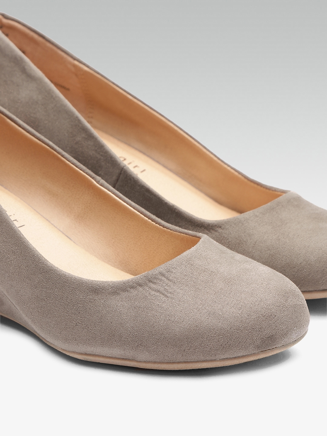 7f4fc01d4b6 Buy Steve Madden Women Taupe Solid Pumps - Heels for Women 8713983 ...