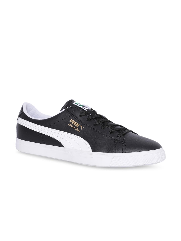 half off a70d7 f3ed9 Puma Unisex Black Court Star Vulc FS Sneakers