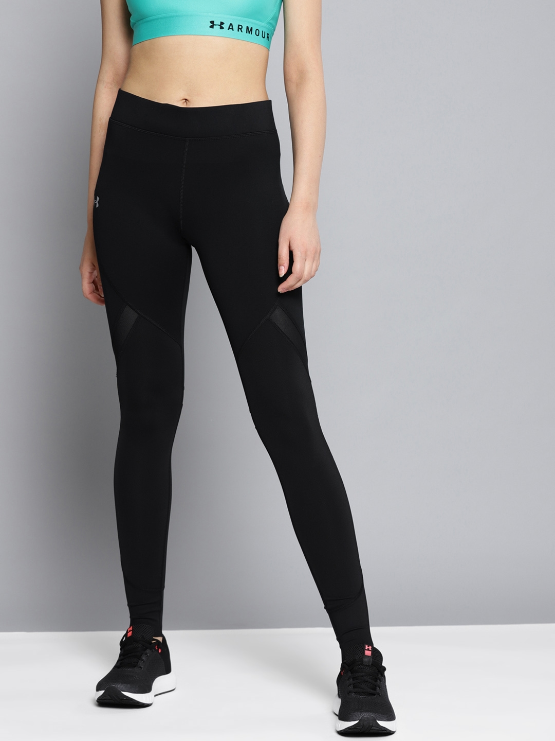 b35cd7654b75b5 UNDER ARMOUR Women Black Cold Gear Reactor SP Running Tights. This product  is already at its best price