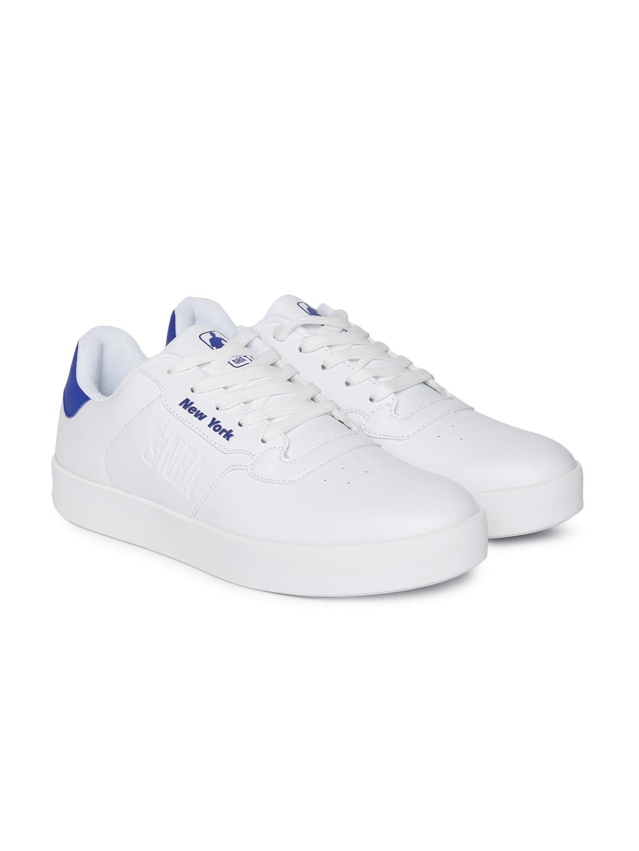 white nba shoes