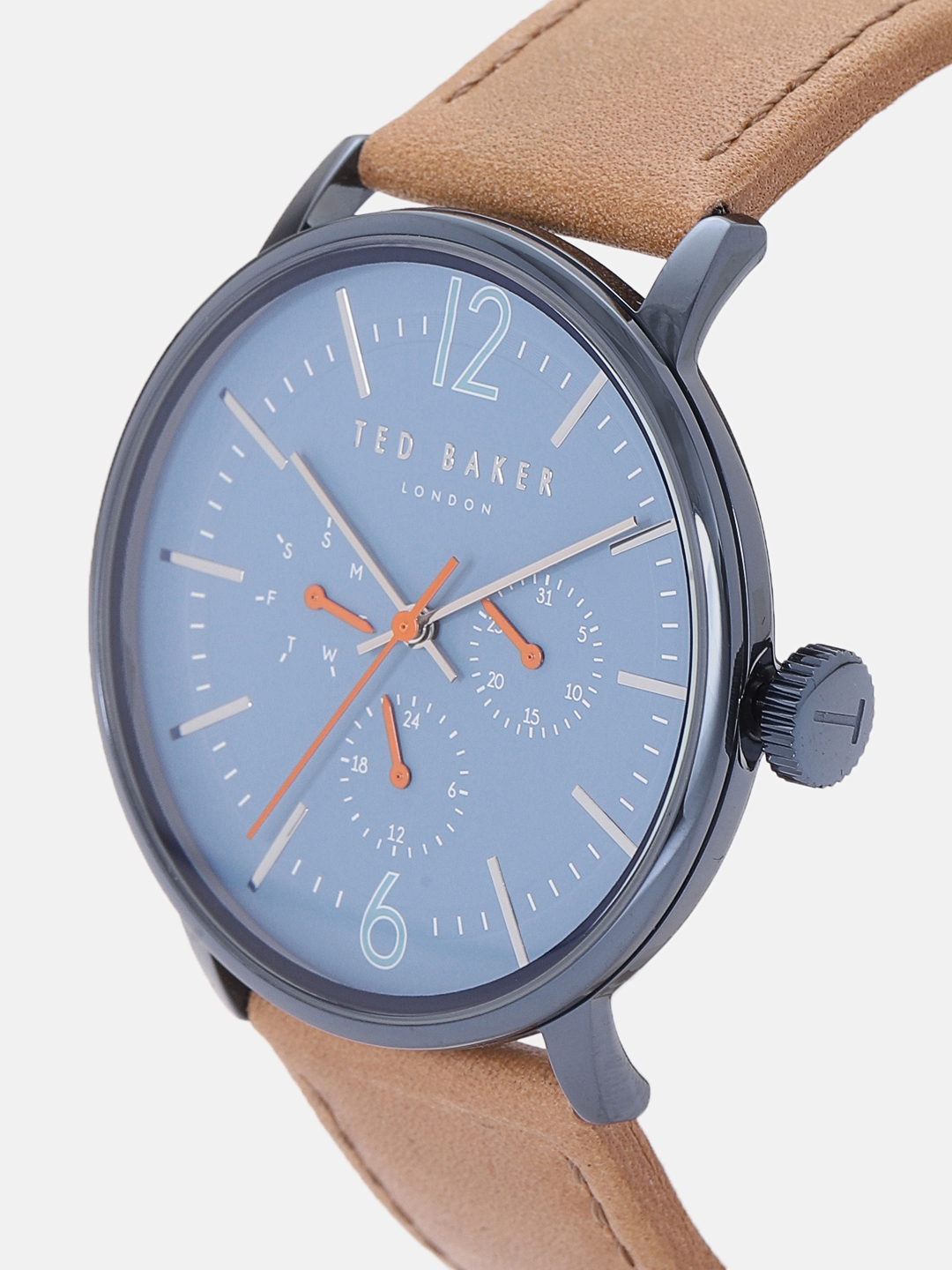 50c64ae03 Buy Ted Baker Men Blue Analogue Watch TE15066006 - Watches for Men ...