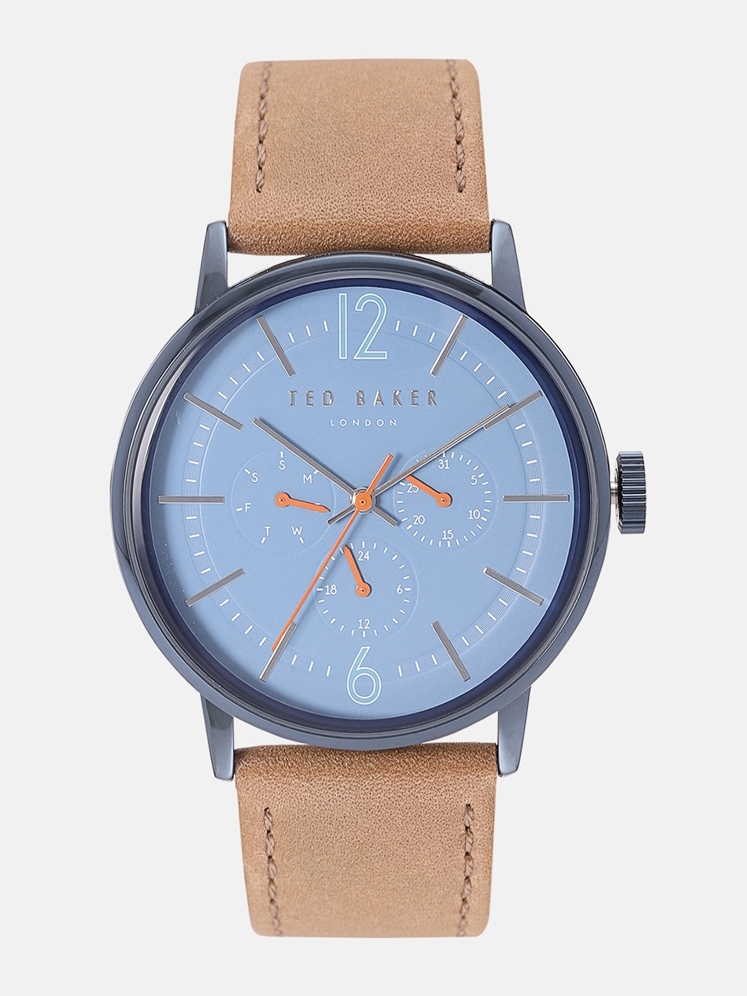 5e3fb3eae Buy Ted Baker Men Blue Analogue Watch TE15066006 - Watches for Men ...