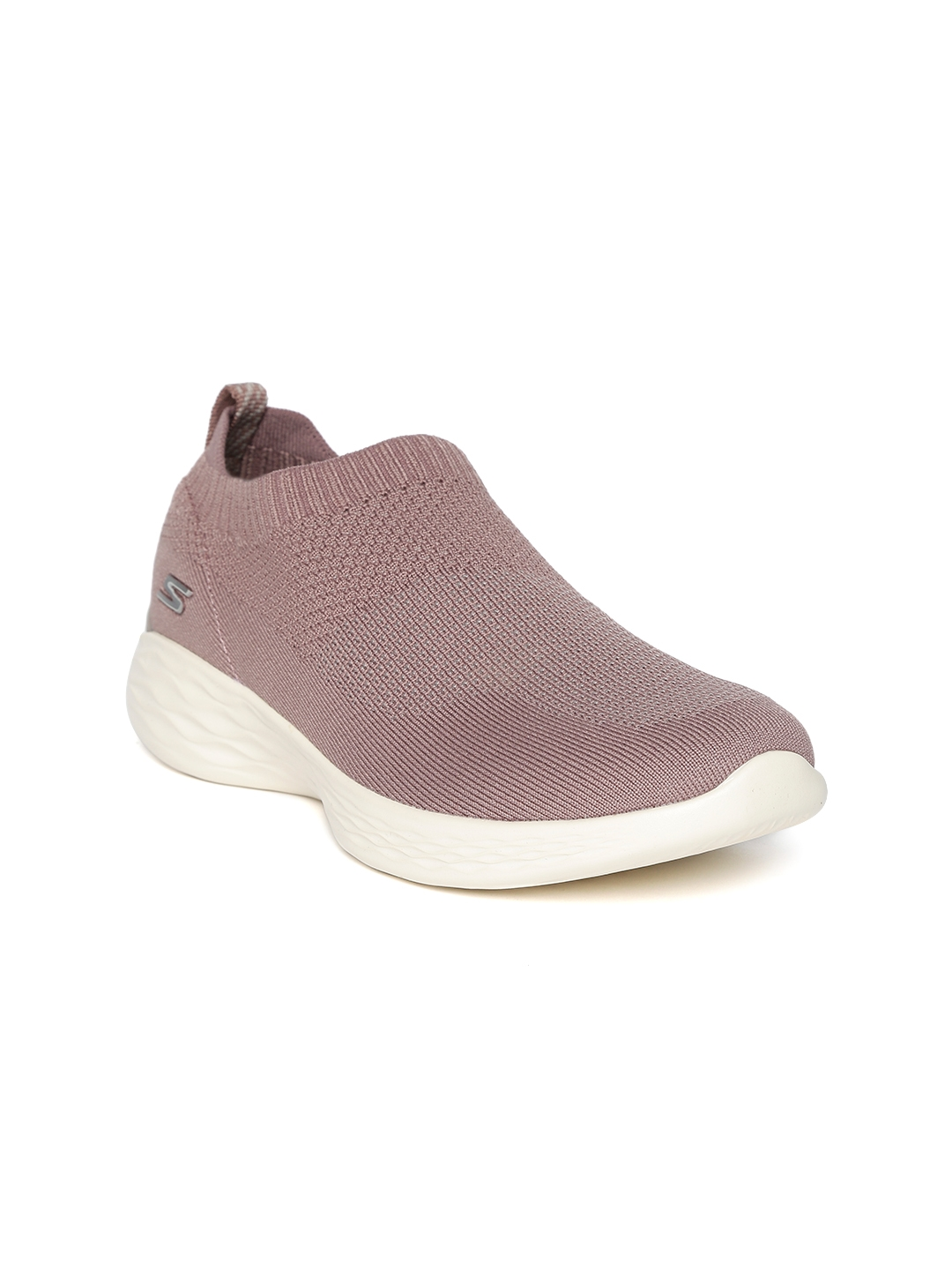 ce7e74ab8a4 Buy Skechers Women Mauve You Slip Ons - Casual Shoes for Women ...