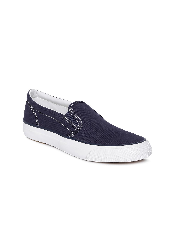 Buy Keds Women Navy Blue Slip On