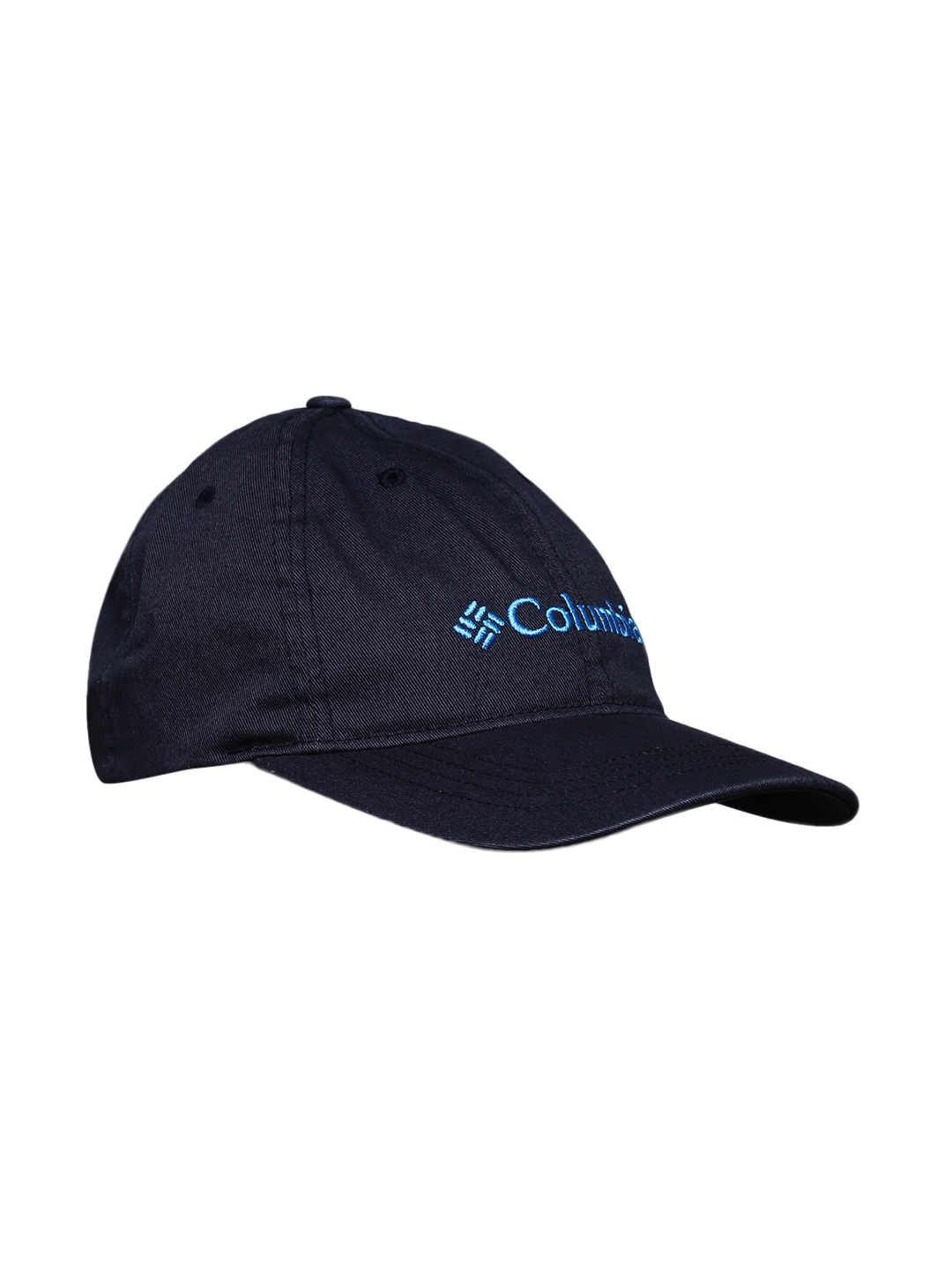 35786e2b3a1 Buy Columbia Navy Blue ROC Logo Ball UV Protect Outdoor Hiking Cap ...