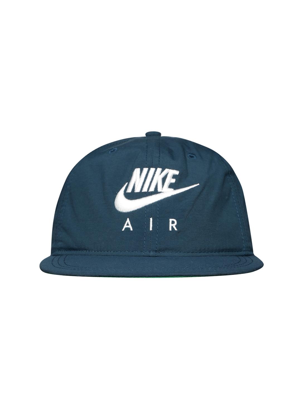 754311fd668 Buy Nike Unisex Teal Blue Solid NSW PRO CAP AIR Baseball Cap - Caps ...