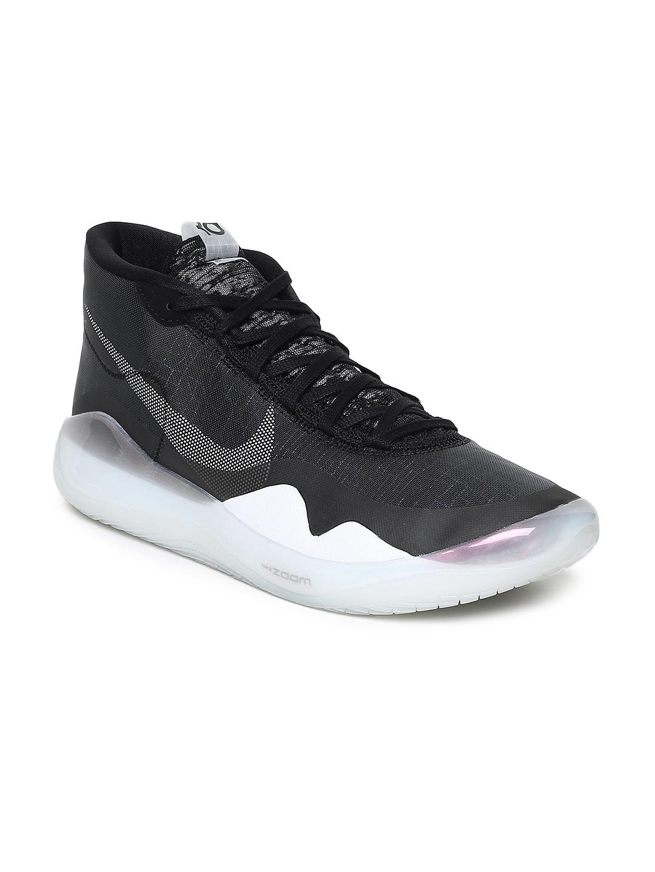 huge selection of d2db5 3c550 Nike Men Black KD 12 EP Basketball Shoes