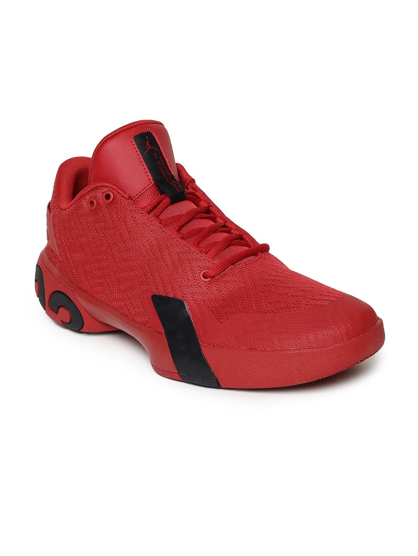 f4af3f44f79 Nike Men Red JORDAN ULTRA FLY 3 LOW Basketball Shoes