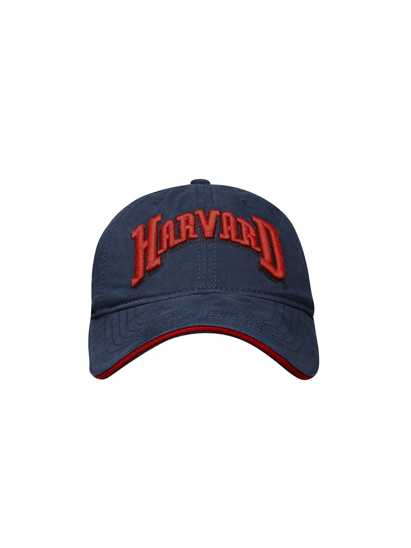Harvard Men Navy Cap