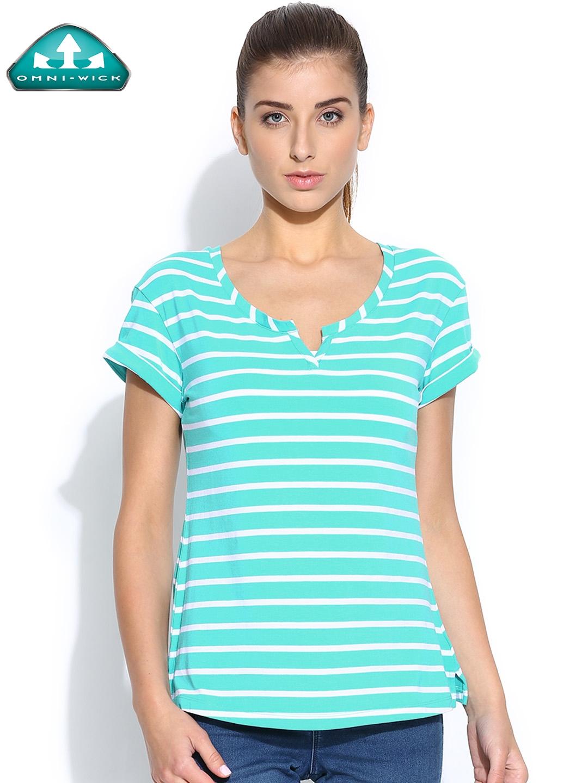 4dedb3f89bc Buy Columbia Women Turquoise Green Reel Beauty II UV Protect Outdoor ...