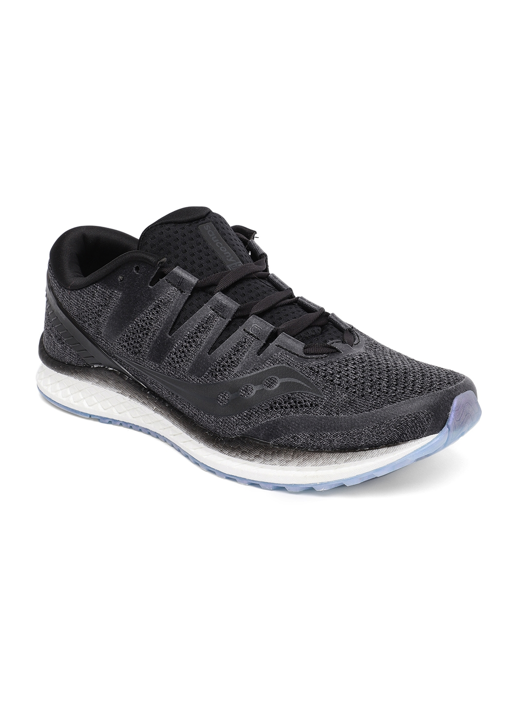 54cada86 Buy Saucony Men Grey FREEDOM ISO 2 Sneakers - Casual Shoes for Men ...