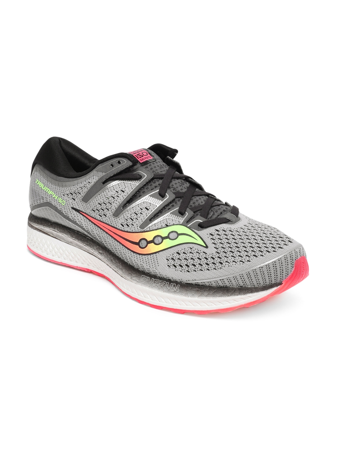 saucony running shoes myntra