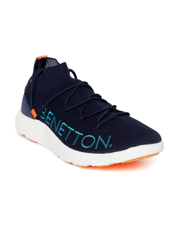 Buy United Colors Of Benetton Men Navy
