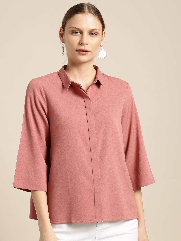 Buy Her By Invictus Women Pink Regular