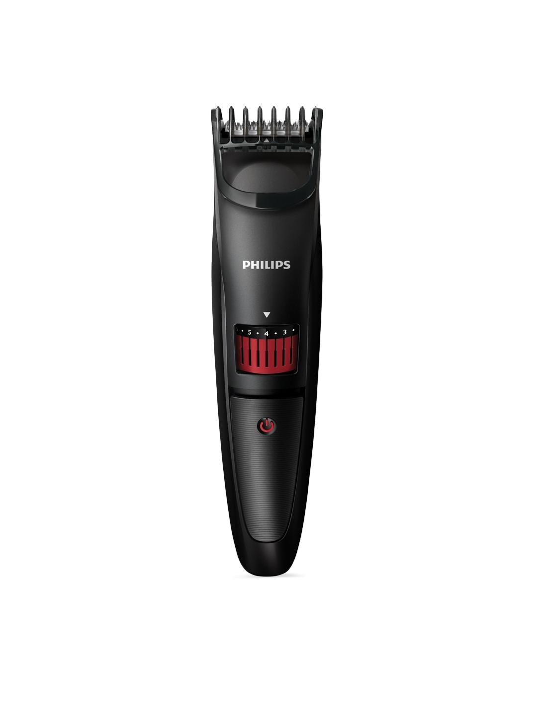 Philips Men Black Pro Skin Advanced Series 3000 Beard Trimmer QT4005 Philips Trimmer