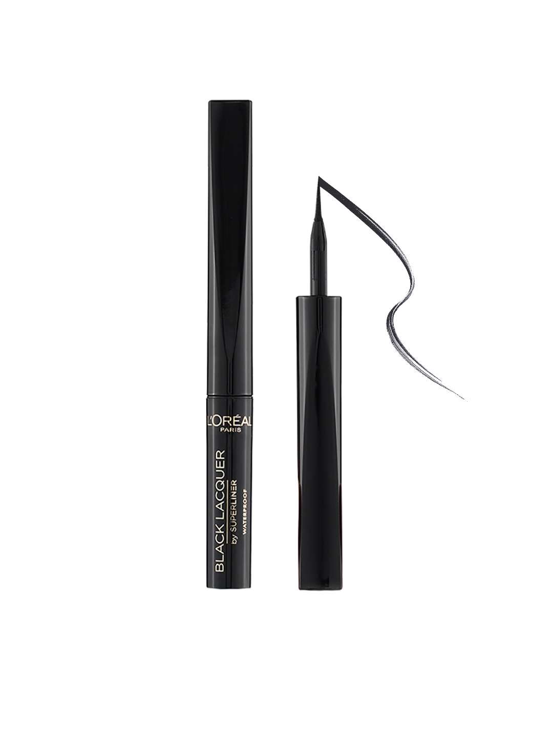 478e34b2d53 Buy LOreal Paris Super Liner Black Lacquer Eye Liner - Kajal And ...