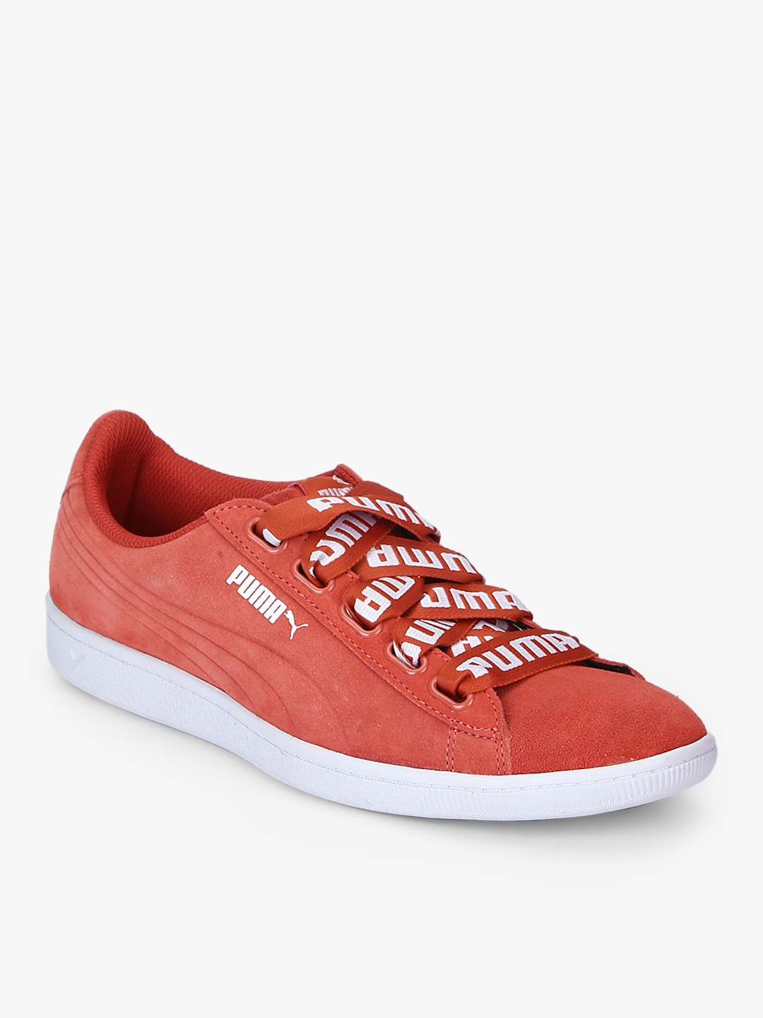 2d71254d89da Buy Puma Vikky Ribbon Bold Spiced Coral Spic Pink Sneakers - Casual ...
