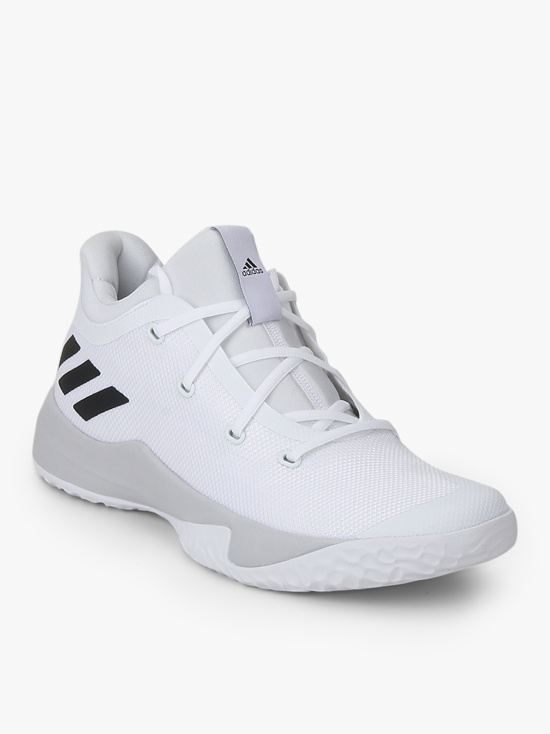 Buy Rise Up 2 White Basketball Shoes - Sports Shoes for Men 7634597 ... accf75c03