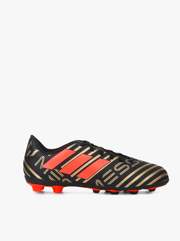 5c733f5ac6f Buy Nemeziz Messi 17.4 Fxg J Black Football Shoes - Sports Shoes for ...