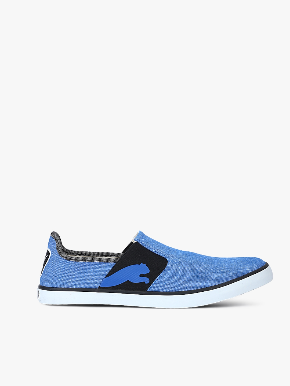 e1db81f1a0d384 Buy Lazy Slip On Ii Dp Royal Blue Puma Black Navy Blue Sneakers ...