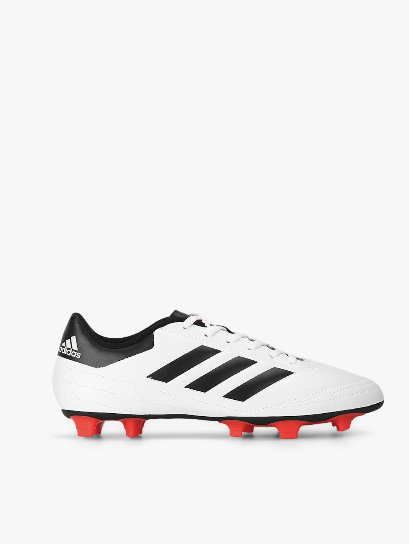 720283a0b san francisco 93a37 729bf Adidas Men GOLETTO VI Turf Football Shoes - Black  54163-916  pretty nice 5c60f 37d47 Goletto Vi Fg White Football Shoes