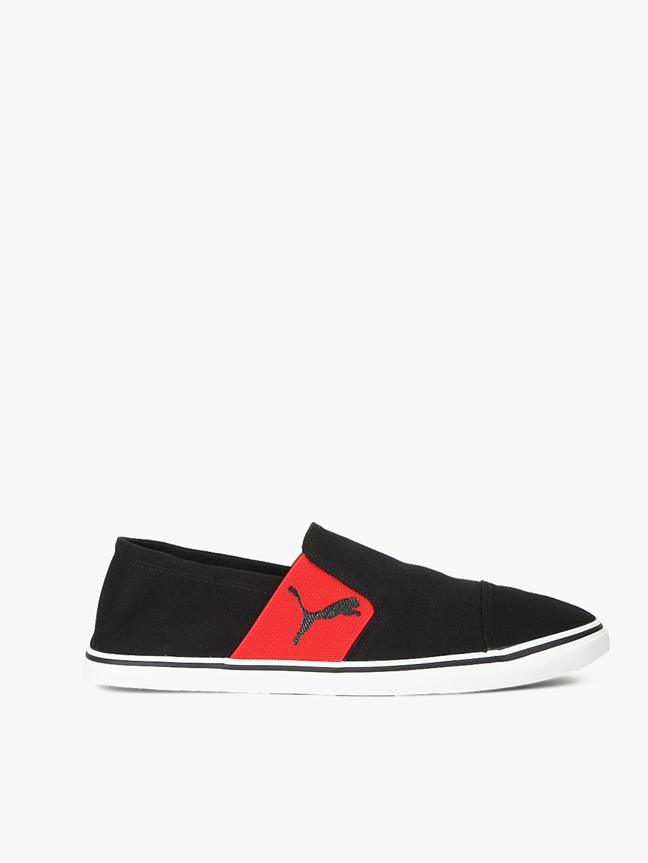 b2db4b18eba3c3 Buy Elsu V2 Slip On Idp Black Sneakers - Casual Shoes for Men ...