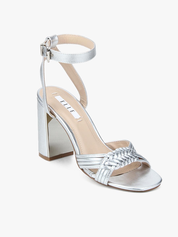252b5c816 Buy Silver Sandals - Heels for Women 7682641
