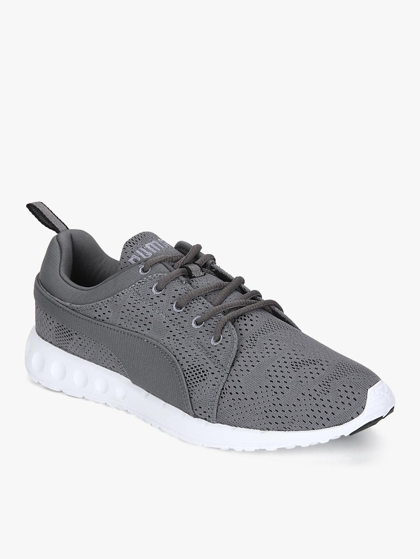 655e344ab6df7d Buy Carson Runner Camo Mesh Idp Grey Running Shoes - Sports Shoes ...